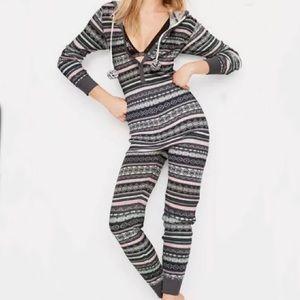 VICTORIA'S SECRET Thermal Onesie Pajamas